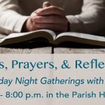 Wednesday Evening Prayer Group